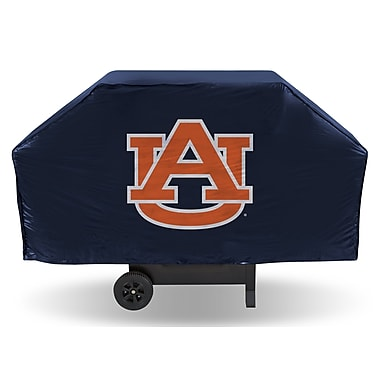 Rico NCAA Economy Grill Cover Fits up to 68''; Auburn University Tigers