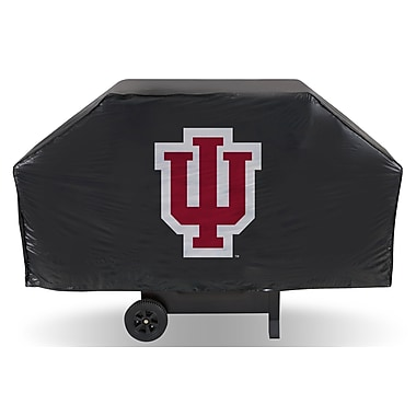 Rico NCAA Economy Grill Cover Fits up to 68''; Indiana University Hoosiers