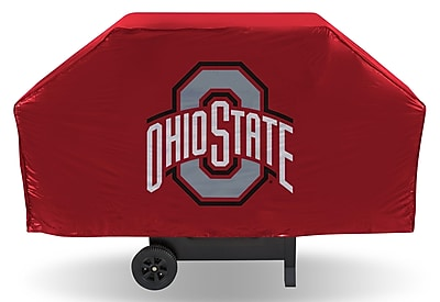 Rico NCAA Economy Grill Cover Fits up to 68''; Ohio State University Buckeyes - Red WYF078280636767