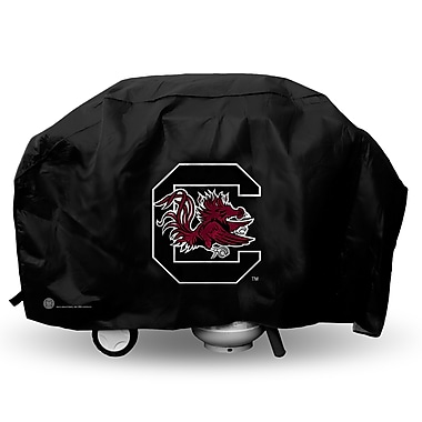 Rico NCAA Economy Grill Cover Fits up to 68''; University of South Carolina Gamecocks