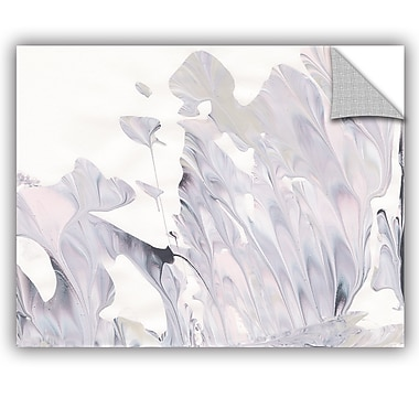 ArtWall Piper Rhue Marbling II Wall Decal; 14'' H x 18'' W x 0.1'' D