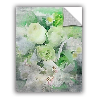ArtWall Irena Orlov Flowers 1 Wall Decal; 10'' H x 8'' W x 0.1'' D