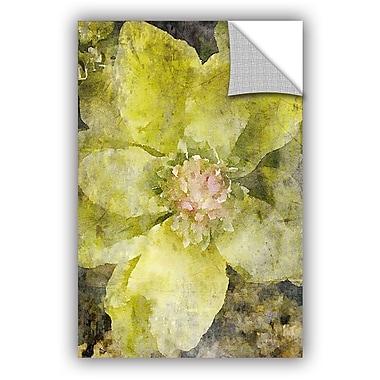 ArtWall Irena Orlov Joyful Flower 2 Wall Decal; 36'' H x 24'' W x 0.1'' D