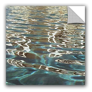 ArtWall Irena Orlov Clear Waves 3 Wall Decal; 36'' H x 36'' W x 0.1'' D