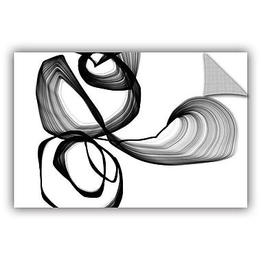 ArtWall Irena Orlov Abstract Poetry 104 Wall Decal; 16'' H x 24'' W x 0.1'' D