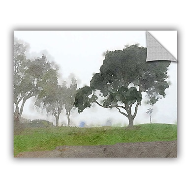 ArtWall Irena Orlov Wet and Misty 2 Wall Decal; 36'' H x 48'' W x 0.1'' D
