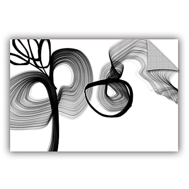 ArtWall Irena Orlov Abstract Poetry 108 Wall Decal; 16'' H x 24'' W x 0.1'' D