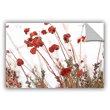 ArtWall Irena Orlov Floral Bunch Wall Decal; 16'' H x 24'' W x 0.1'' D