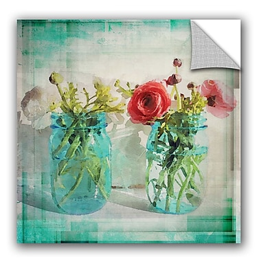 ArtWall Irena Orlov Cottage Decorated Wall Decal; 14'' H x 14'' W x 0.1'' D