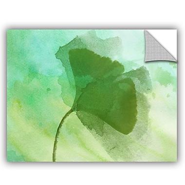 ArtWall Irena Orlov Summer Leaf III Wall Decal; 24'' H x 32'' W x 0.1'' D