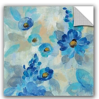 ArtWall Silvia Vassileva Flowers Whisper III Wall Decal; 36'' H x 36'' W x 0.1'' D