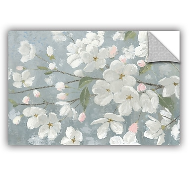 ArtWall James Wiens Spring Beautiful Corp Wall Decal; 16'' H x 24'' W x 0.1'' D