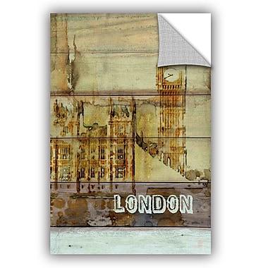 ArtWall Irena Orlov Big Ben View London Wall Decal; 24'' H x 16'' W x 0.1'' D