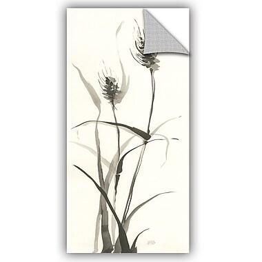 ArtWall Chris Paschke Wild Grass I Wall Decal; 48'' H x 16'' W x 0.1'' D