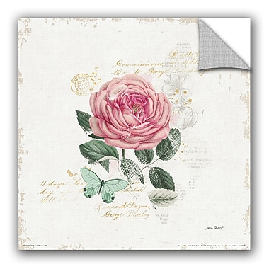 ArtWall Katie Pertiet French Romance III Wall Decal; 36'' H x 36'' W x 0.1'' D