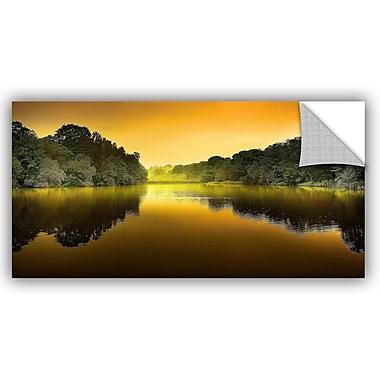 ArtWall Adelino Gon Alves The Lake Wall Decal; 32'' H x 48'' W x 0.1'' D