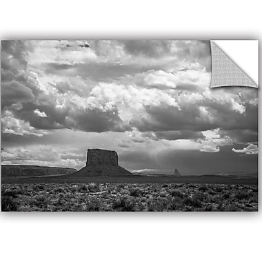ArtWall Tim Oldford Monument Valley Wall Decal; 8'' H x 12'' W x 0.1'' D