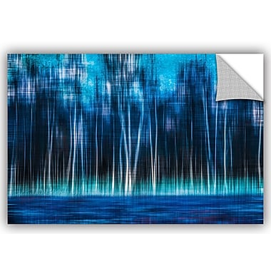 ArtWall Hannes Cmartis Mystic Forest Wall Decal; 24'' H x 36'' W x 0.1'' D