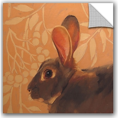 ArtWall Diane Hoeptner The Hare Wall Decal; 18'' H x 18'' W x 0.1'' D
