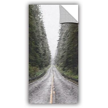 ArtWall Scott Medwetz Downshift Wall Decal; 36'' H x 18'' W x 0.1'' D