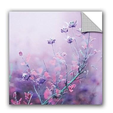 ArtWall Scott Medwetz A Violet Affair Wall Decal; 36'' H x 36'' W x 0.1'' D