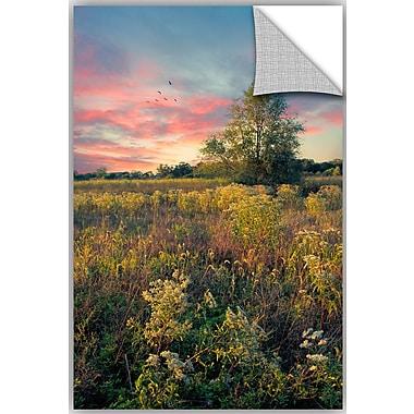 ArtWall John Rivera Grateful for the Day Wall Decal; 24'' H x 16'' W x 0.1'' D