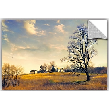 ArtWall John Rivera When I Come Back Wall Decal; 24'' H x 36'' W x 0.1'' D