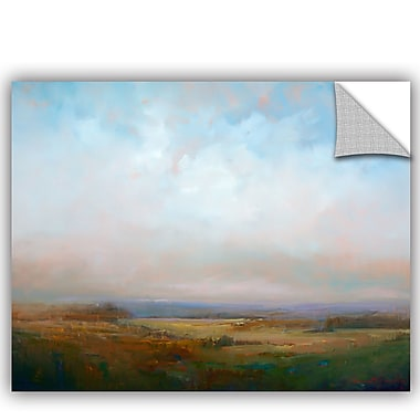 ArtWall William McCarthy Into the Foothills Wall Decal; 36'' H x 48'' W x 0.1'' D