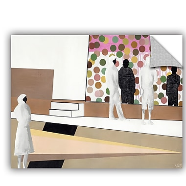 ArtWall Nicolai Kubel Olesen The Gallery Wall Decal; 14'' H x 18'' W x 0.1'' D