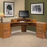 Red Barrel Studio Lewisville Reversible Corner L-Shape Executive Desk