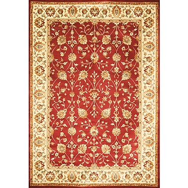 Darby Home Co Beecroft Red Area Rug; 7'10'' x 11'2''