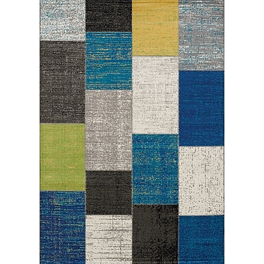 Latitude Run Baltic Area Rug; 7'10'' x 10'10''