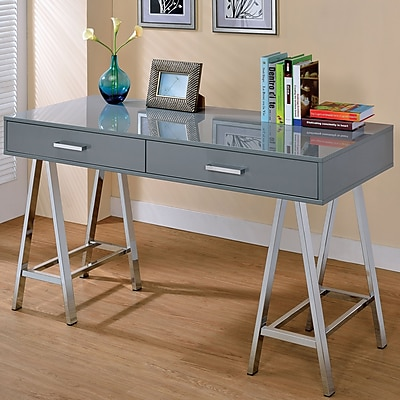 EnitialLab Radcliffe Writing Desk; Gray