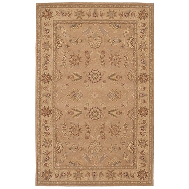 Astoria Grand Lundeen Peach Area Rug; Rectangle 2'6'' x 4'2''