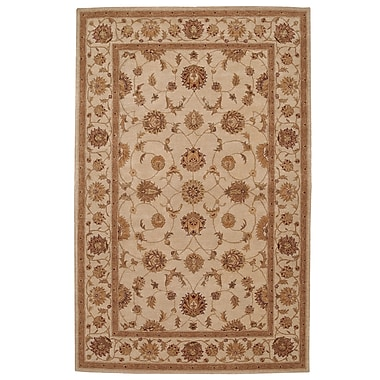 Astoria Grand Lundeen Brown Area Rug; Rectangle 3'9'' x 5'9''