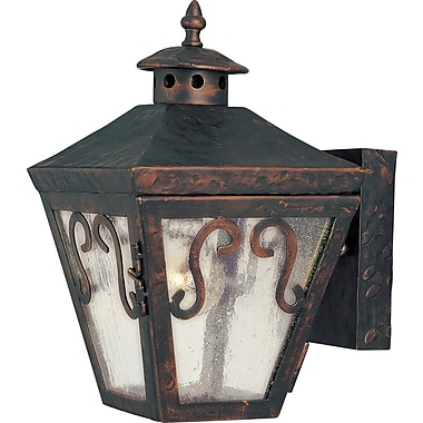Breakwater Bay Easton 1-Light Outdoor Wall Lantern