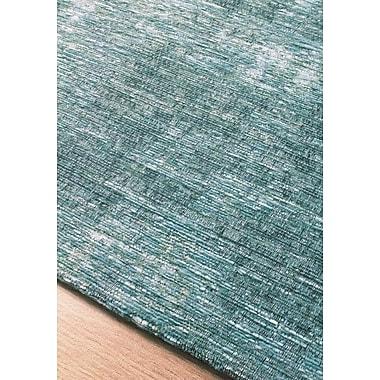 Brayden Studio Brodsky Blue Area Rug; Rectangle 5'1'' x 7'7''