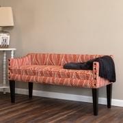 Brayden Studio Jaren Upholstered Bench
