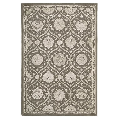 Darby Home Co Fraserburgh Cobblestone Area Rug; 7'9'' x 9'9''