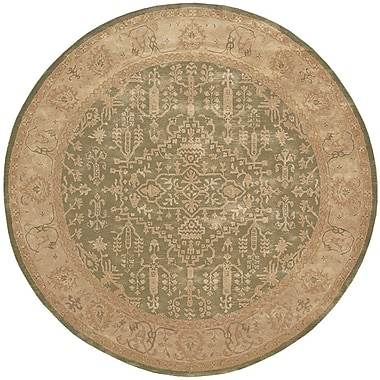 Darby Home Co Fullmer Area Rug; Round 6'