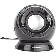 Lenovo M0520 2.0 Speaker System, 2 W RMS, Black (888010120)