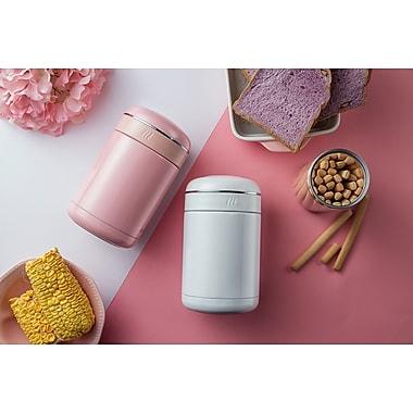 Hannex FJRE540W Vacuum Food Jar 540ML, White