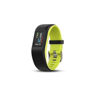 Garmin – Moniteur d'activité intelligent vivosport™, lime, grand