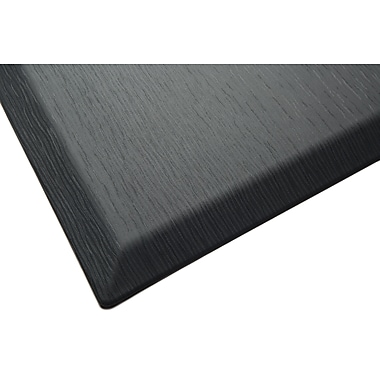 Imprint - Tapis antifatigue de calibre commercial Cumulus9™ Pro, 24 x 36 x 5/8 po, noir Jasper (9102)