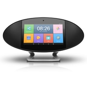 "Aluratek WiFi Internet Radio Media Player with 7"" Touchscreen Display (AIRMM04F)"