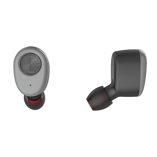Tzumi True Wireless Earbuds, Black