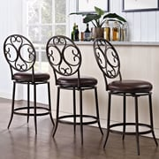 Alcott Hill Irma 43'' Swivel Counter Bar Stool