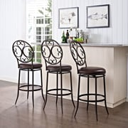 Alcott Hill Irma 47.25'' Swivel Bar Stool