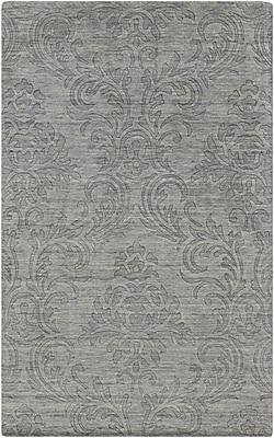 Alcott Hill Gallaher Gray Area Rug; Rectangle 8' x 11'