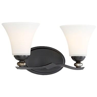 Alcott Hill Stockton 2-Light Vanity Light